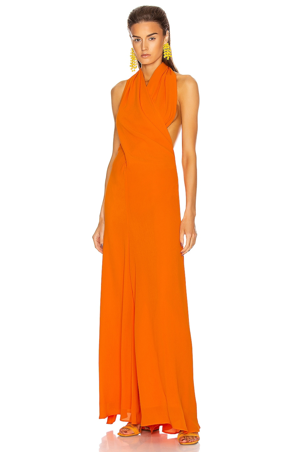 Image 1 of Staud Sycamore Jumpsuit in Monarch