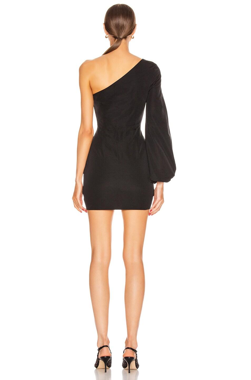 Image 4 of Staud Paula Dress in Black