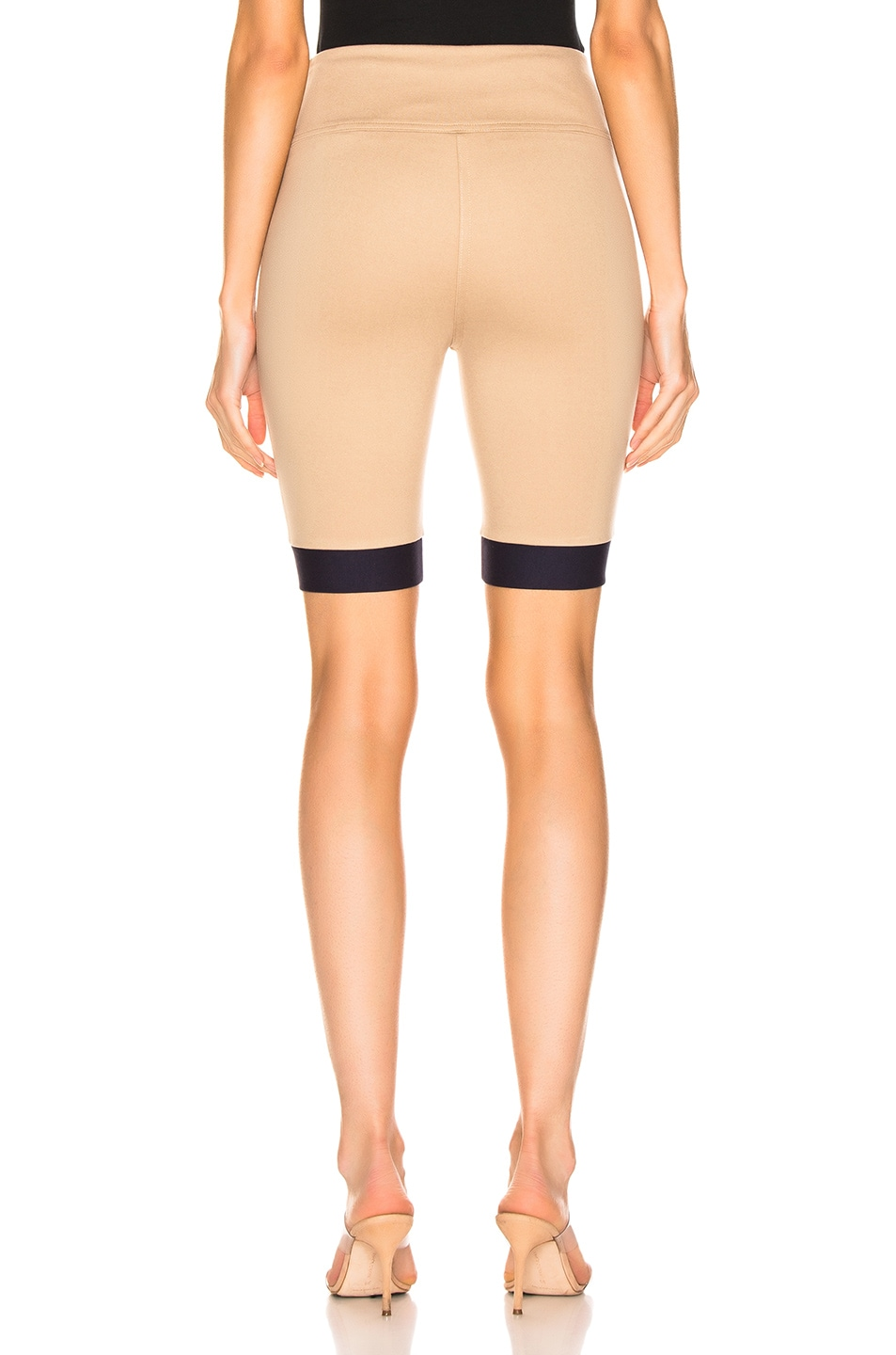 Image 3 of Staud Cruise Short in Sand & Navy