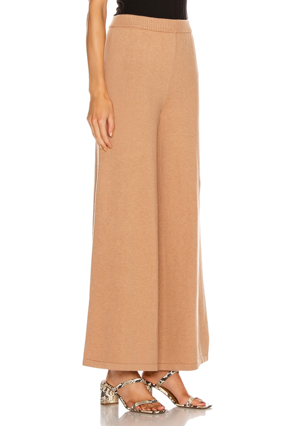 Image 2 of Staud Mitchell Pant in Mocha
