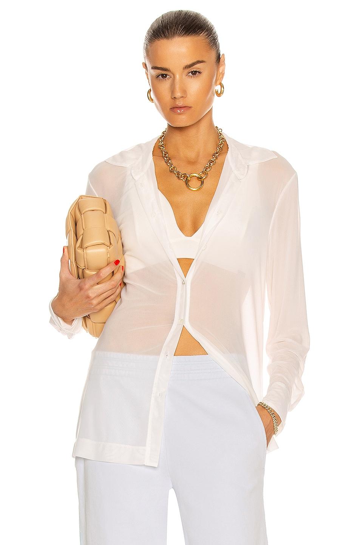 Image 1 of Staud Miriam Top in White