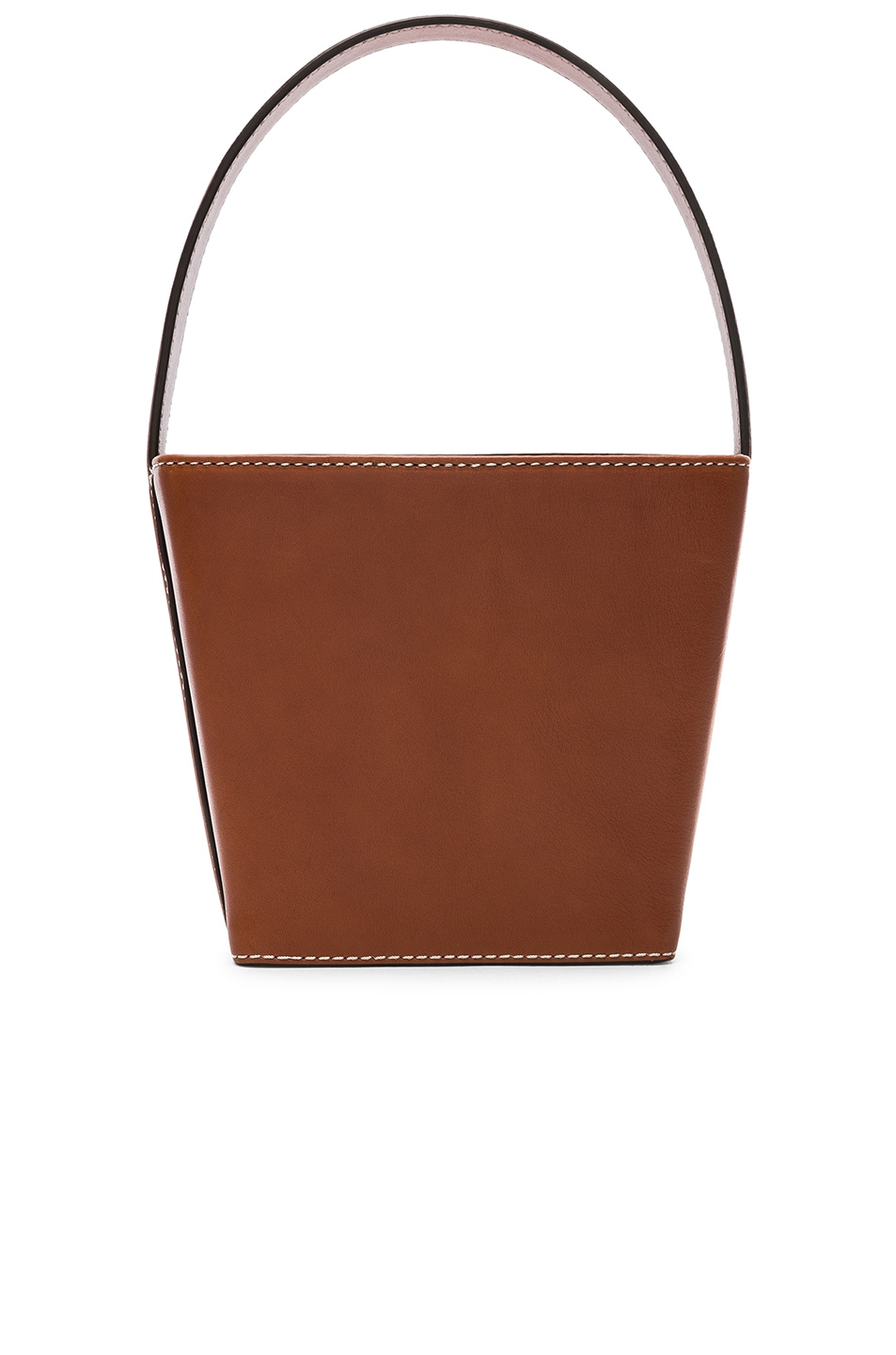 Image 1 of Staud Edie Bag in Brown