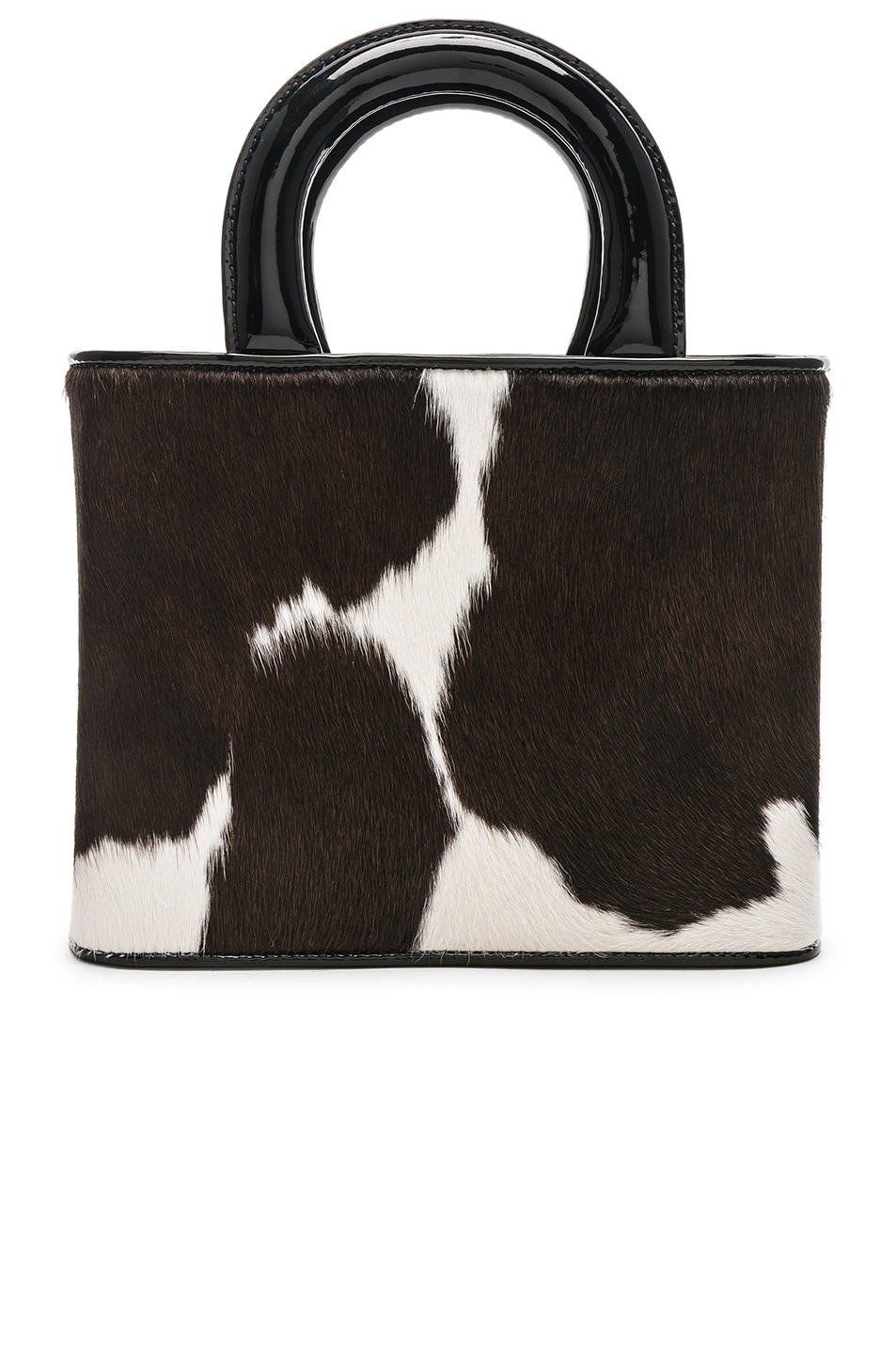 Image 3 of Staud Nic Bag in Cow Print