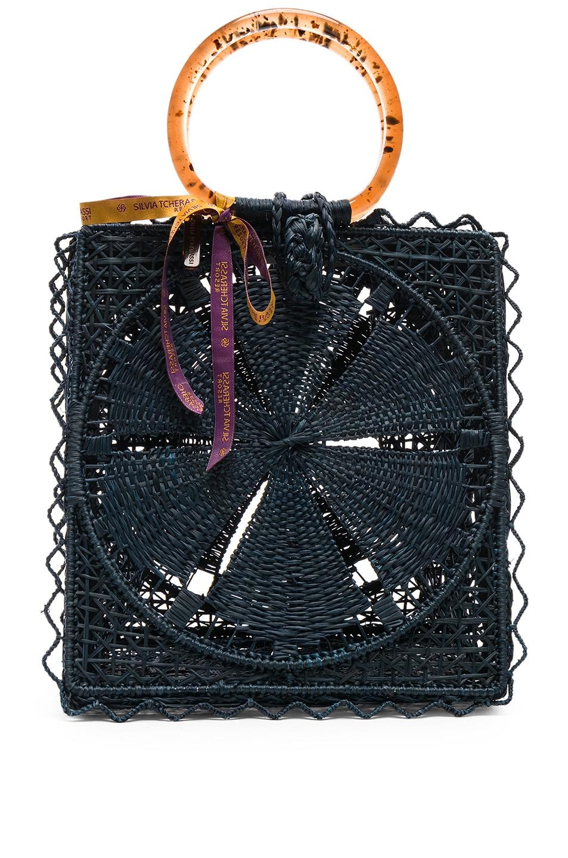 Image 1 of SILVIA TCHERASSI Luriza Bag in Blue
