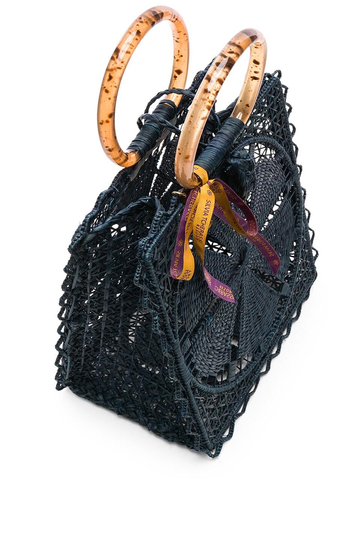 Image 5 of SILVIA TCHERASSI Luriza Bag in Blue