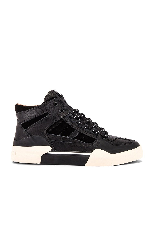 Image 2 of Stratica International Elysses Court Shoe in Black
