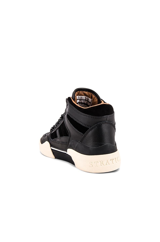 Image 3 of Stratica International Elysses Court Shoe in Black