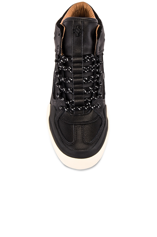 Image 4 of Stratica International Elysses Court Shoe in Black