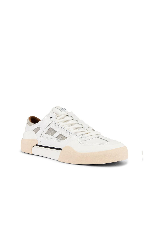 Image 1 of Stratica International Monaco Court Shoe in White