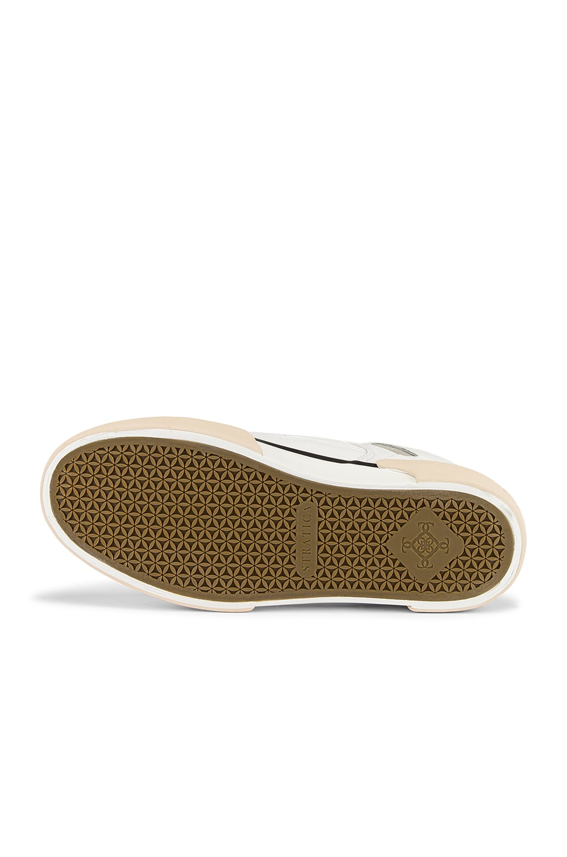 Image 6 of Stratica International Monaco Court Shoe in White