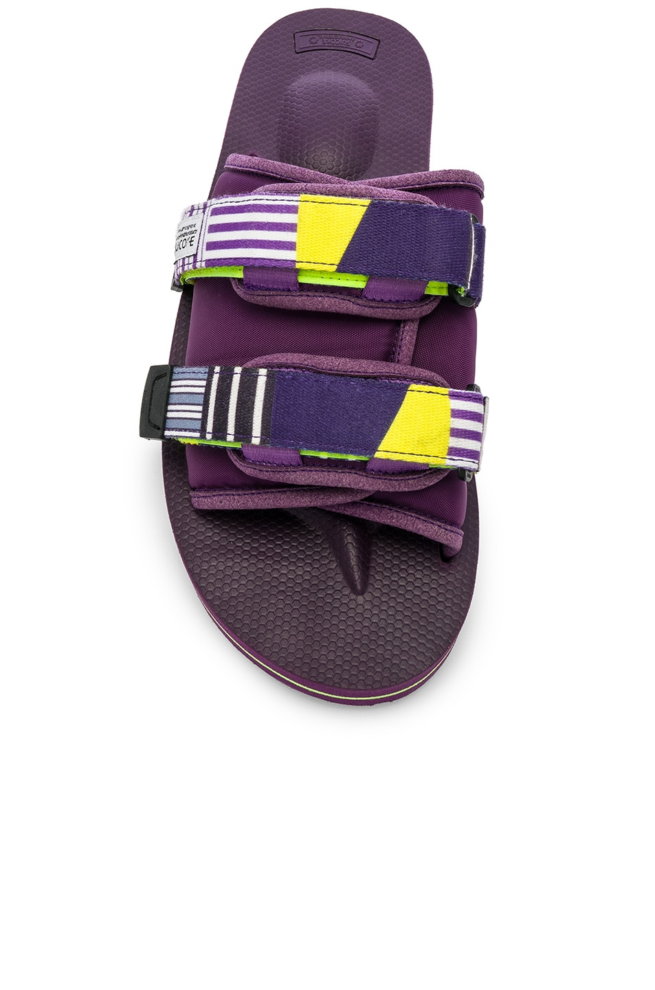 4bde7d459d1 Image 4 of Suicoke MOTO-VUS Sandal in Purple