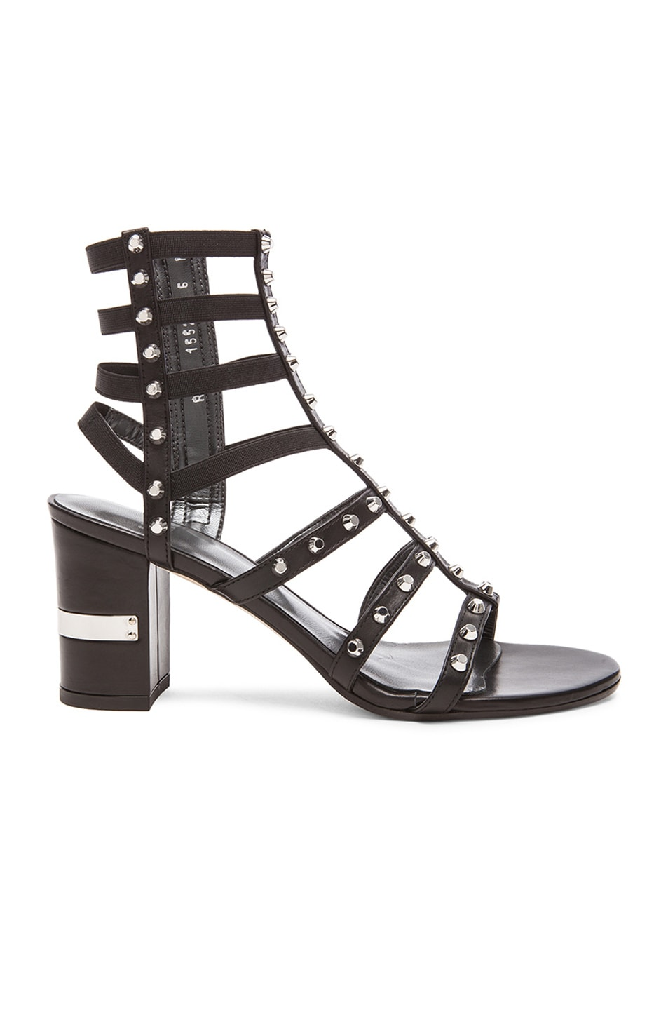 Stuart Weitzman studded strappy sandals cheap sale high quality 2015 sale online the best store to get free shipping best store to get jFJQ6r