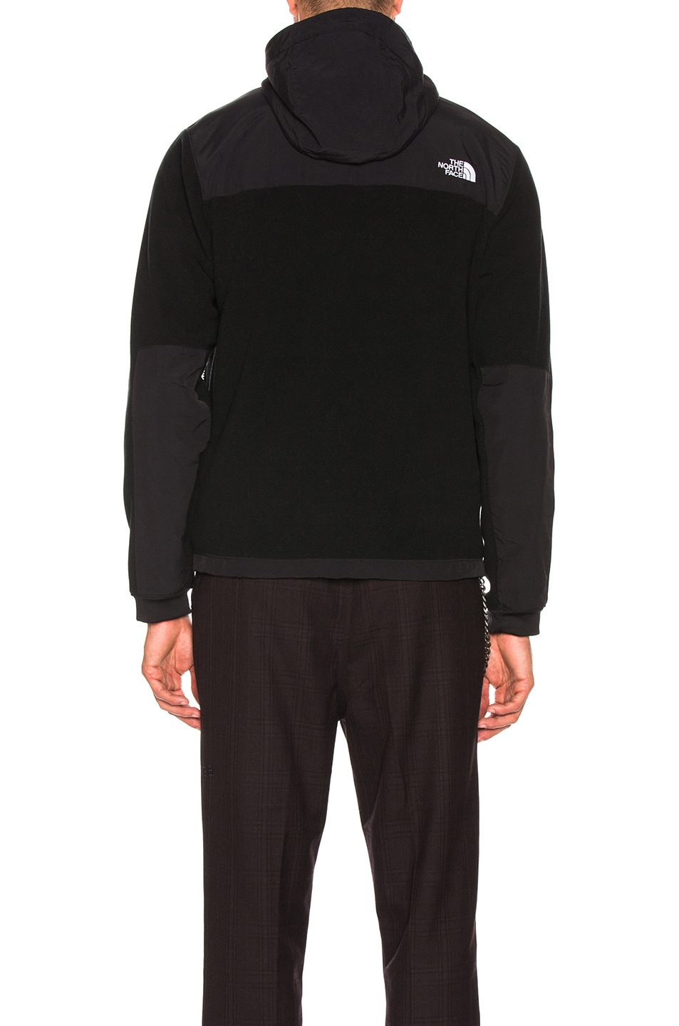 Image 4 of The North Face Denali 2 Hoodie in TNF Black