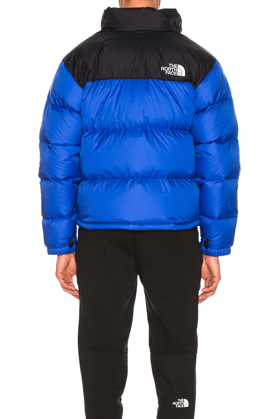 Image 4 of The North Face 1996 Retro Nuptse Jacket in TNF Blue