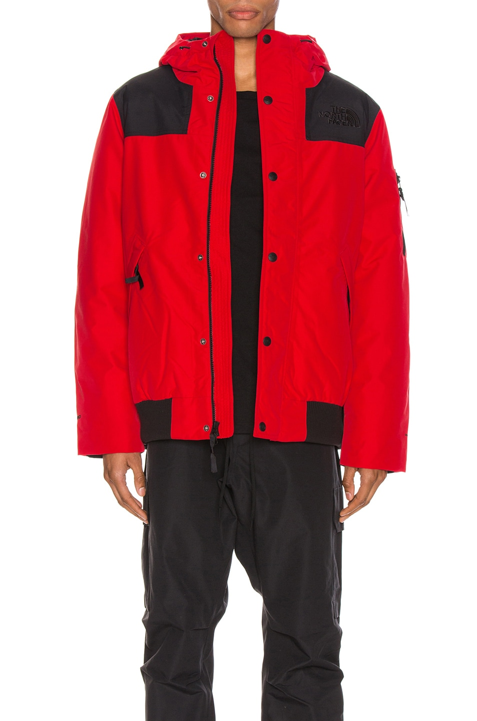 Image 1 of The North Face Newington Jacket in TNF Red