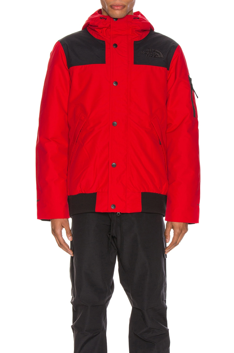 Image 2 of The North Face Newington Jacket in TNF Red