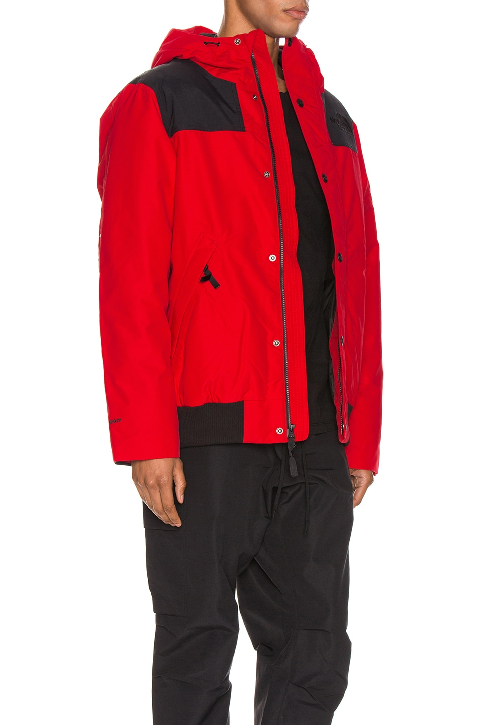 Image 3 of The North Face Newington Jacket in TNF Red