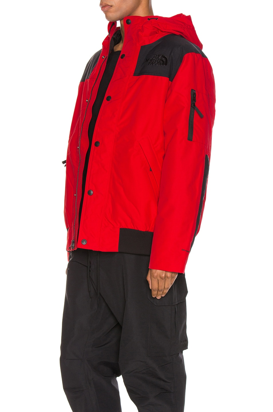 Image 4 of The North Face Newington Jacket in TNF Red