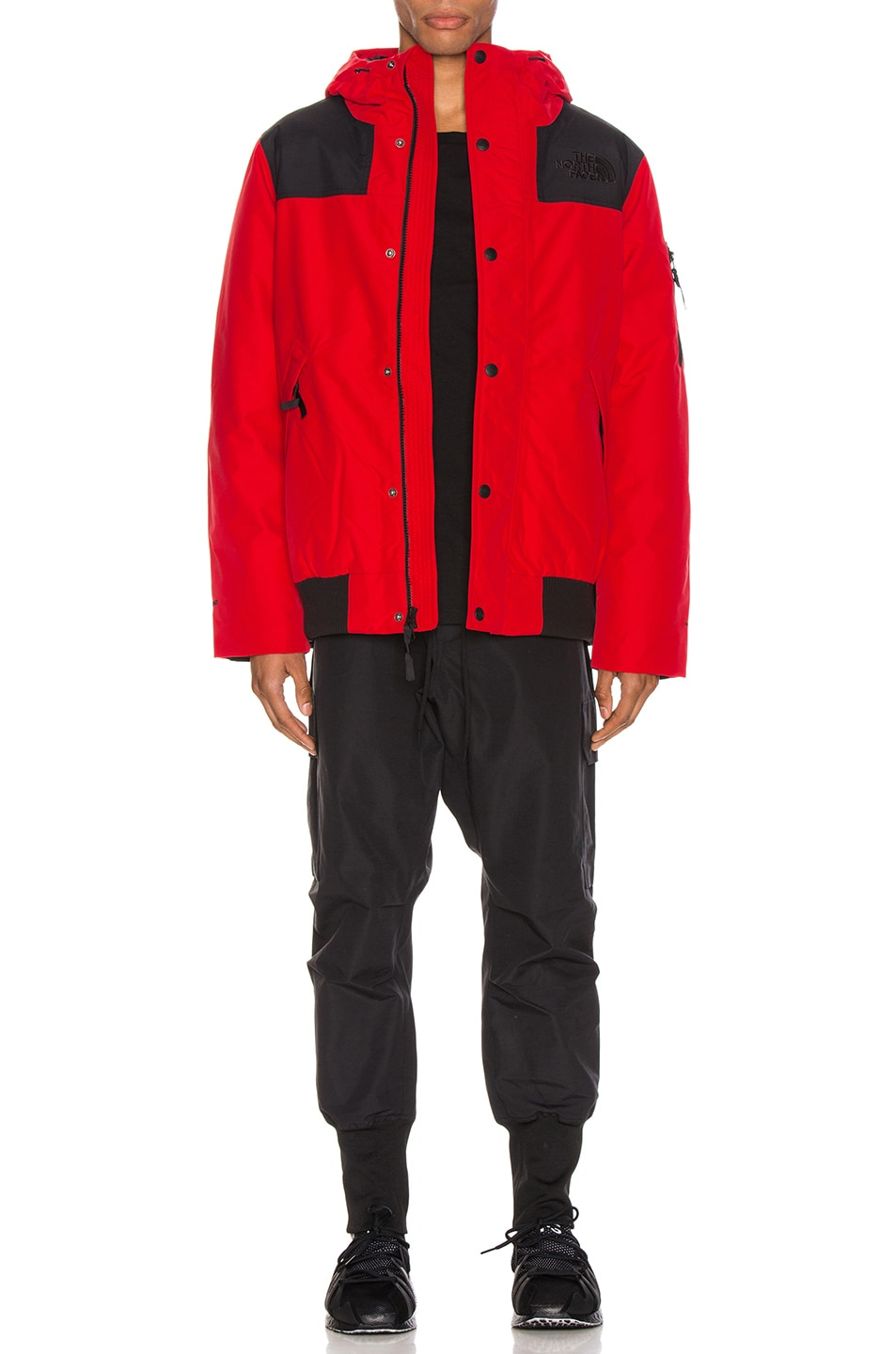 Image 6 of The North Face Newington Jacket in TNF Red