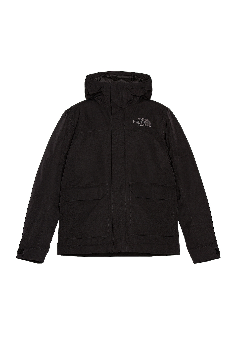 Image 1 of The North Face Cypress Insulated Jacket in TNF Black