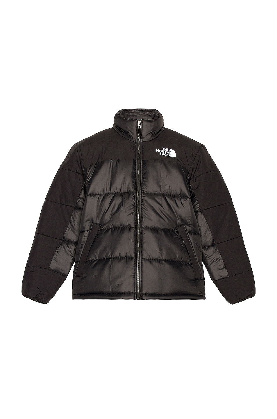 Image 1 of The North Face HMLYN Insulated Jacket in TNF Black