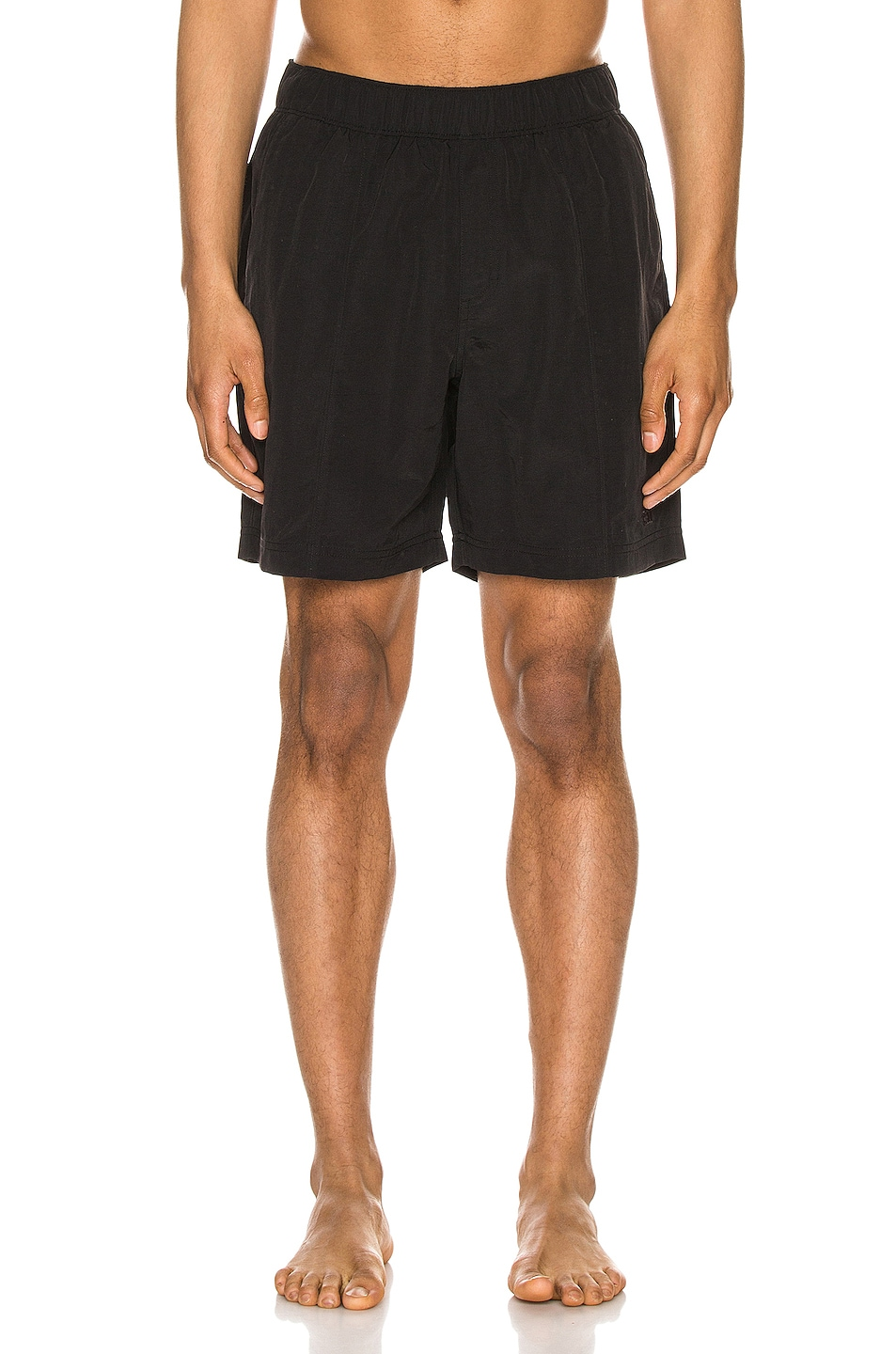 Image 1 of The North Face Class V Pull-On Trunk in TNF Black