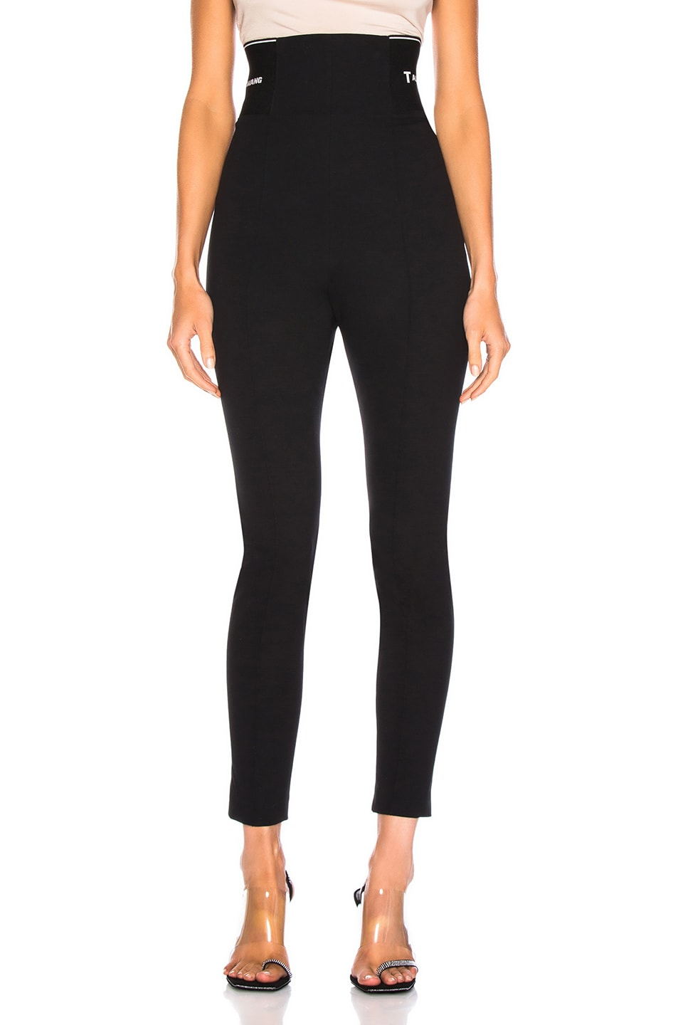 dacf8bdb80a89 Image 2 of T by Alexander Wang Suiting Legging in Black