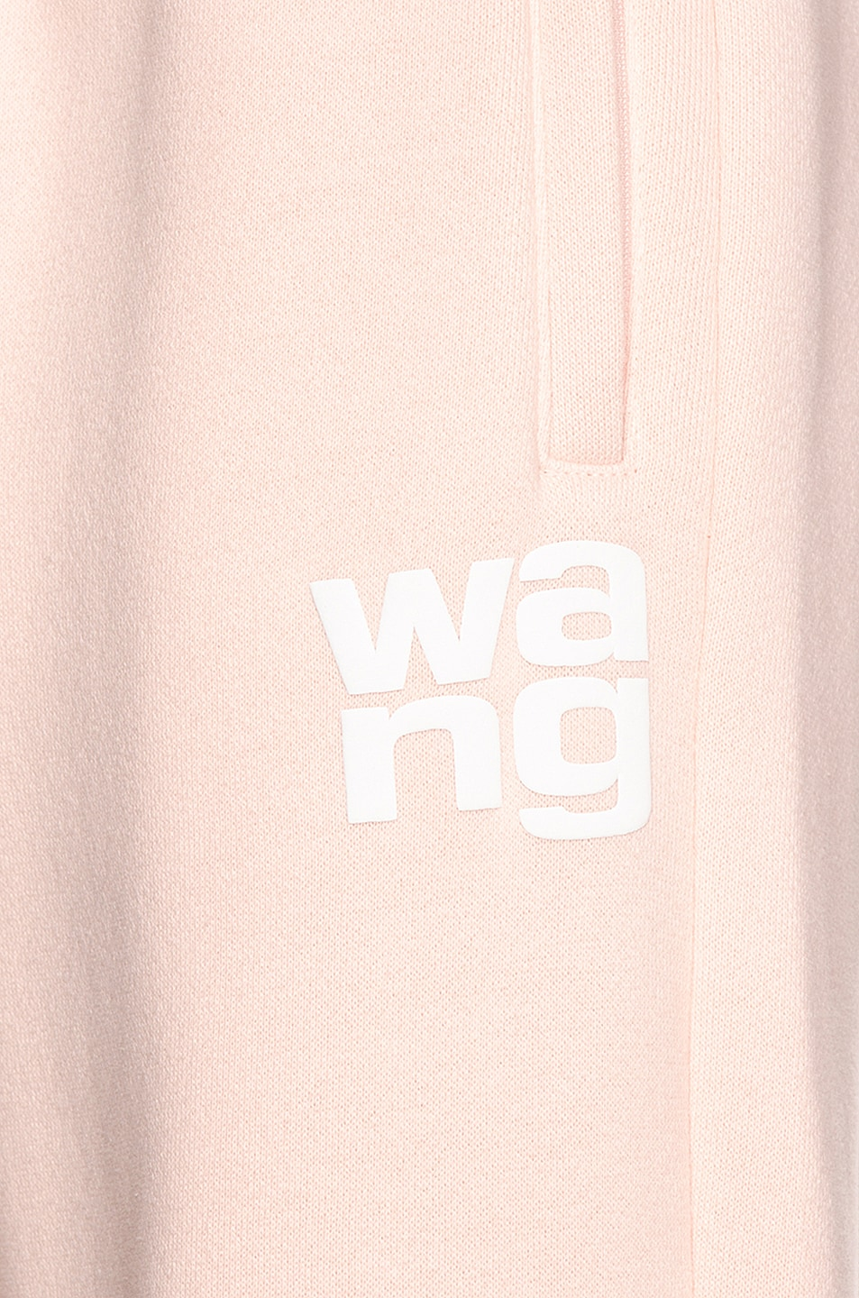 Image 5 of T by Alexander Wang Puff Paint Pant in Light Melon
