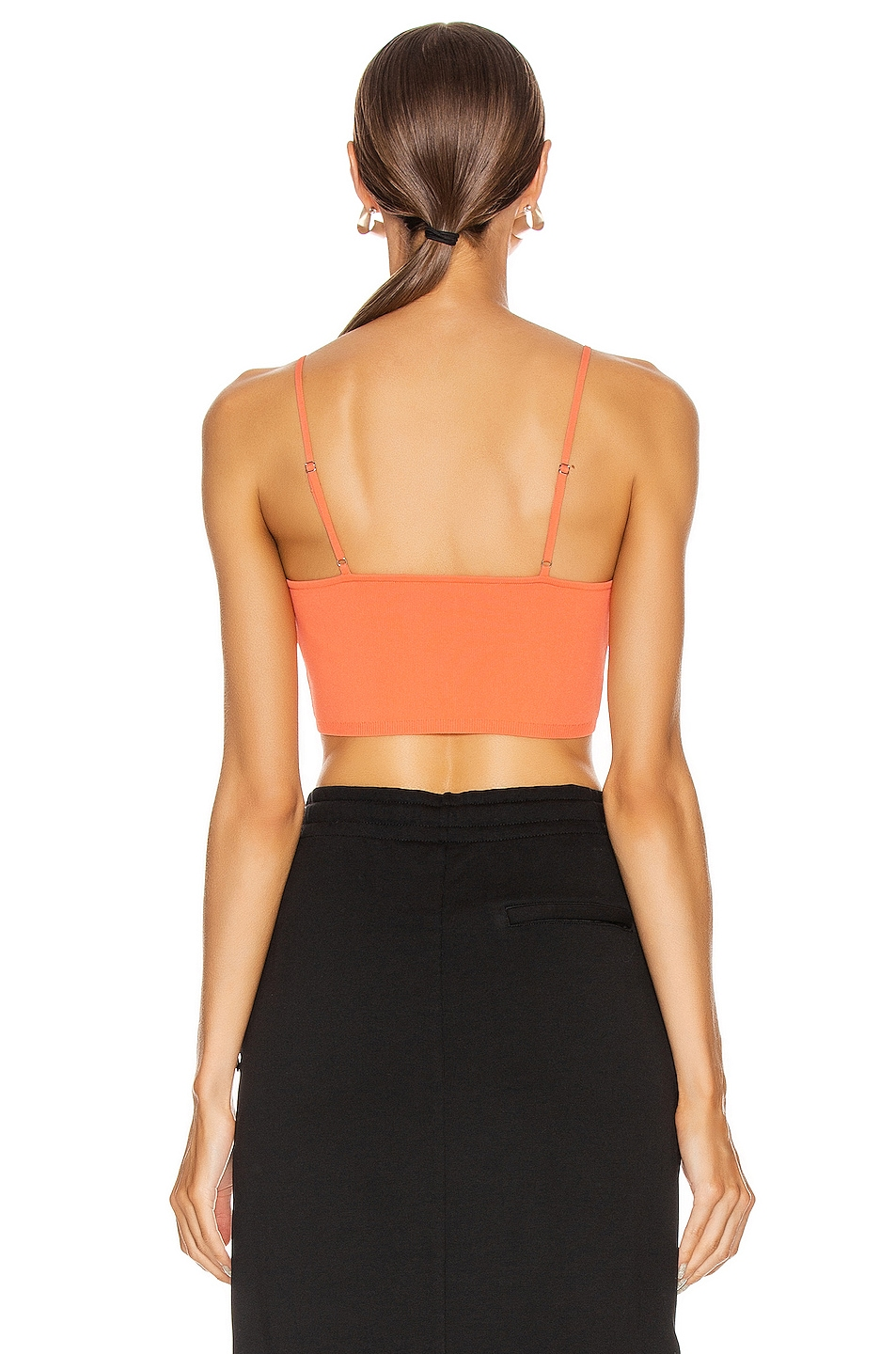 Image 4 of T by Alexander Wang Bralette Top in Faded Pink