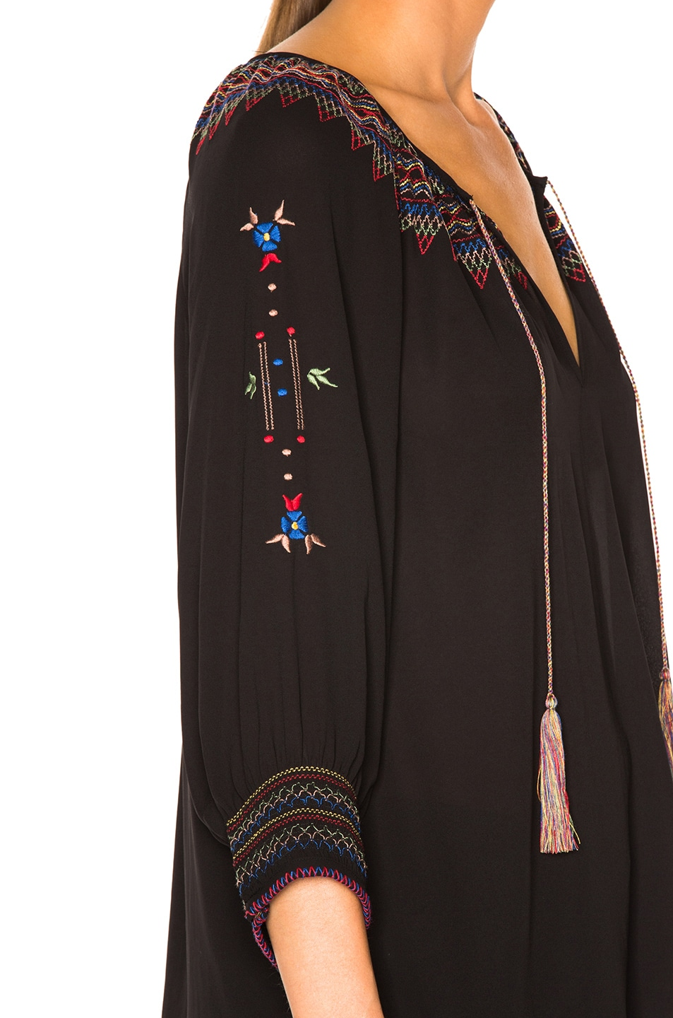 Image 6 of The Great Promenade Top in Black