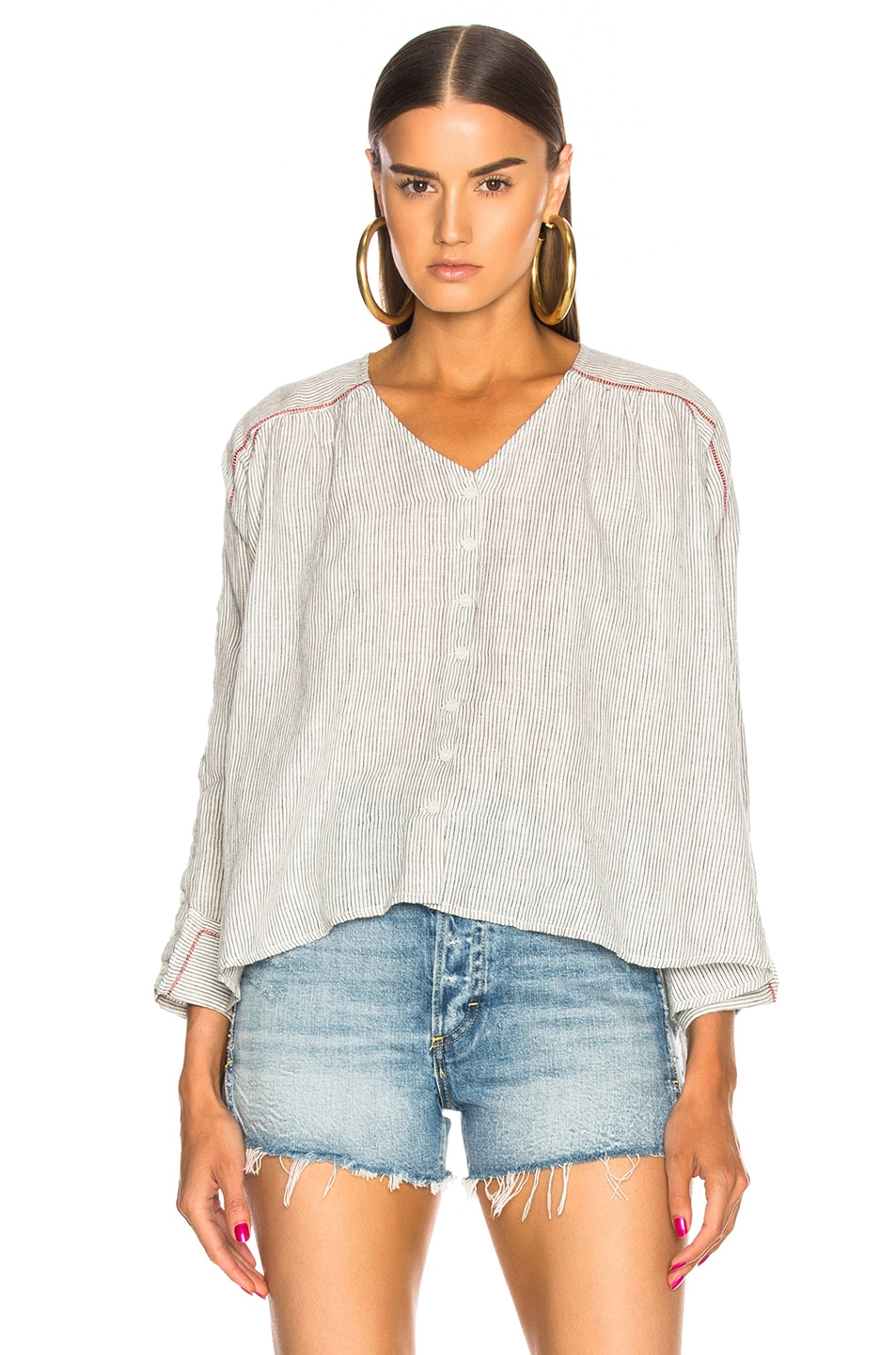 Shop The Great tops and blouses