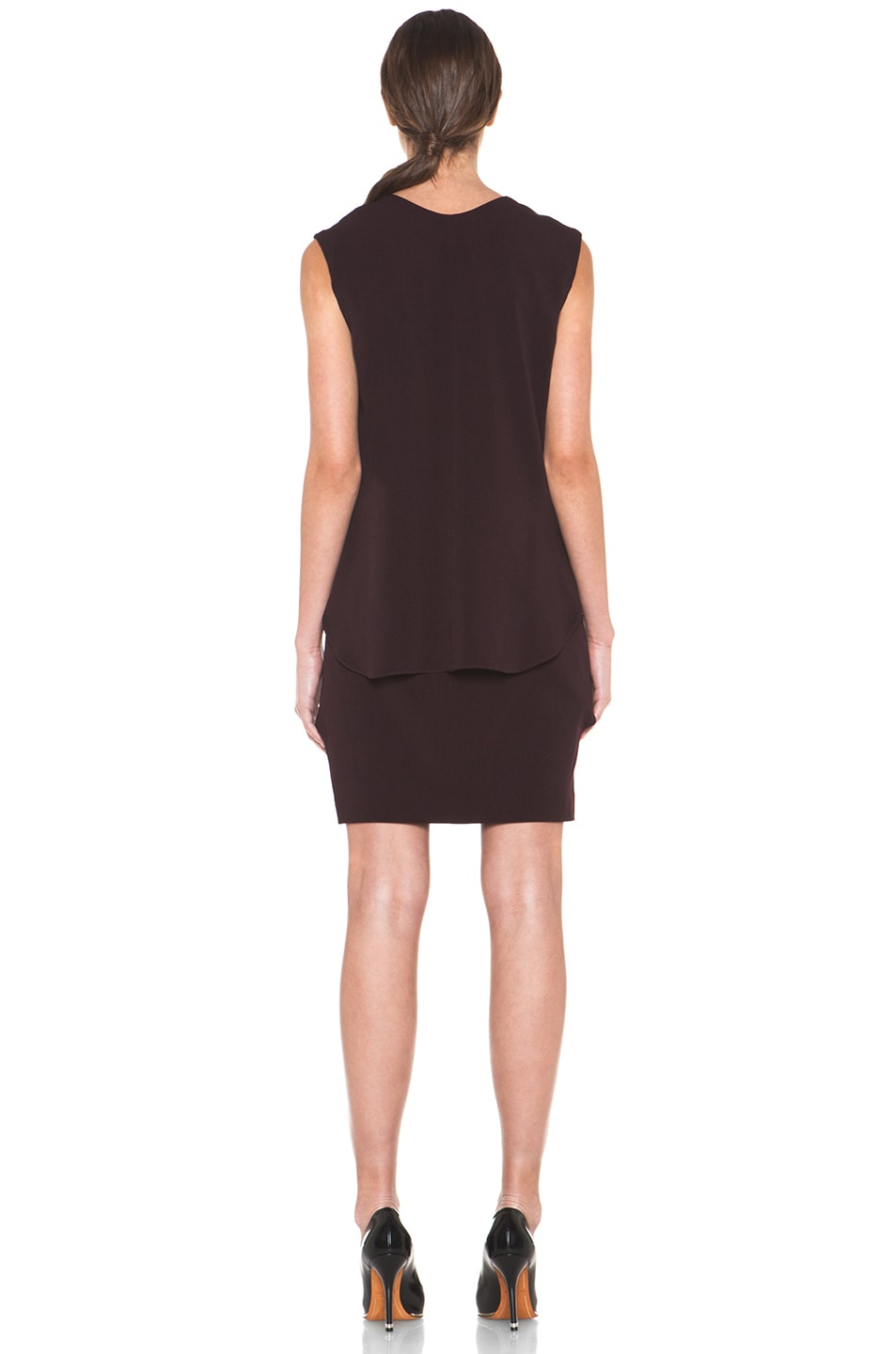 Image 4 of Theyskens' Theory Fomment Dinta Dress in Dark Calla