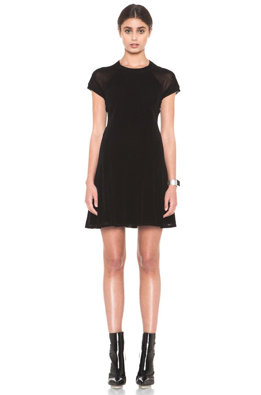 Image 1 of Theyskens' Theory Forea Chuma Dress in Black