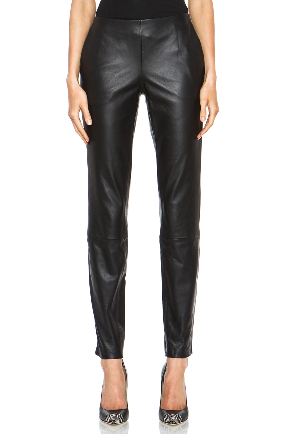 TROUSERS - Leggings Theyskens Theory yI6Eo3T