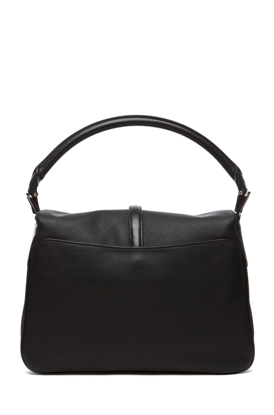 Image 2 of Theyskens' Theory Willa Azia Leather Bag in Black