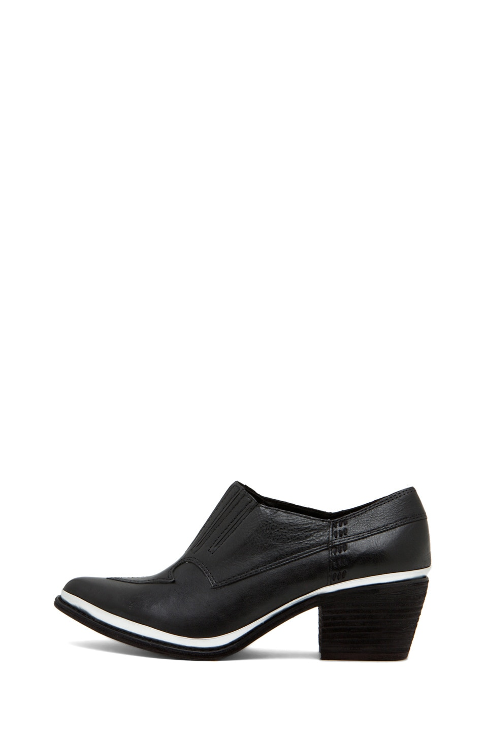 Image 1 of Theyskens' Theory Andon Ying Bootie in Black