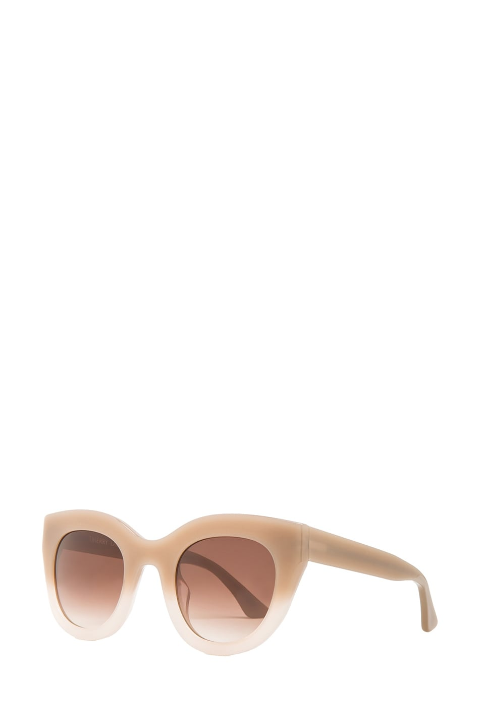 Image 2 of Thierry Lasry Deeply Sunglasses in Taupe