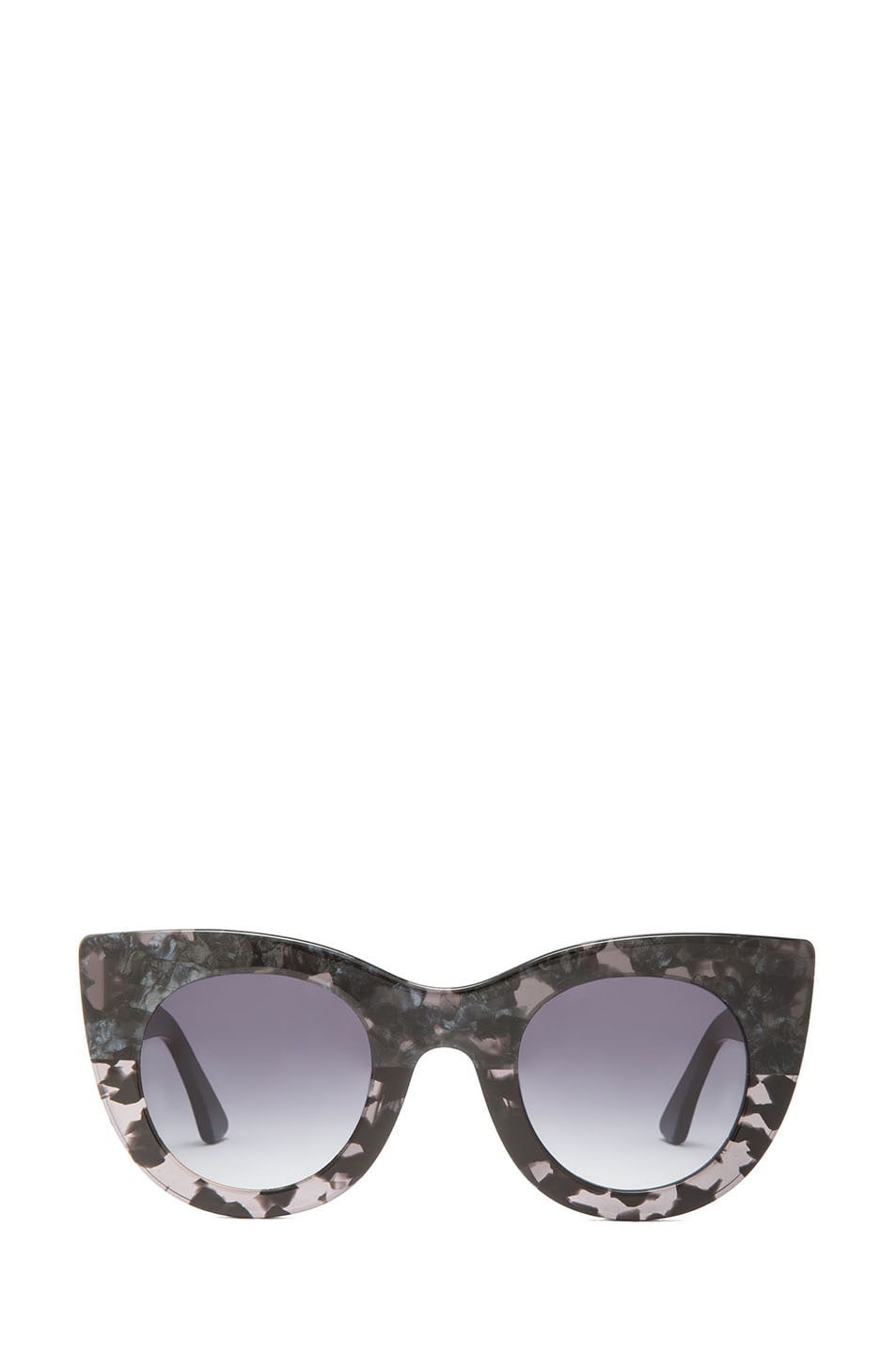 Image 1 of Thierry Lasry Orgasmy Sunglasses in Grey Tortoise