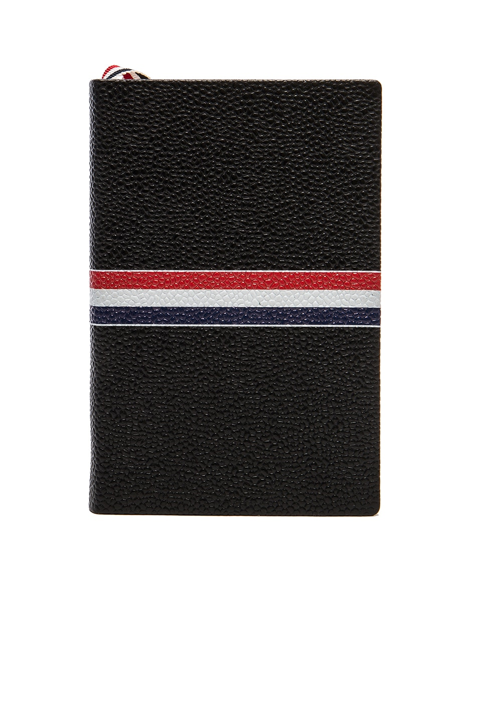 Image 1 of Thom Browne Small Notebook in Black