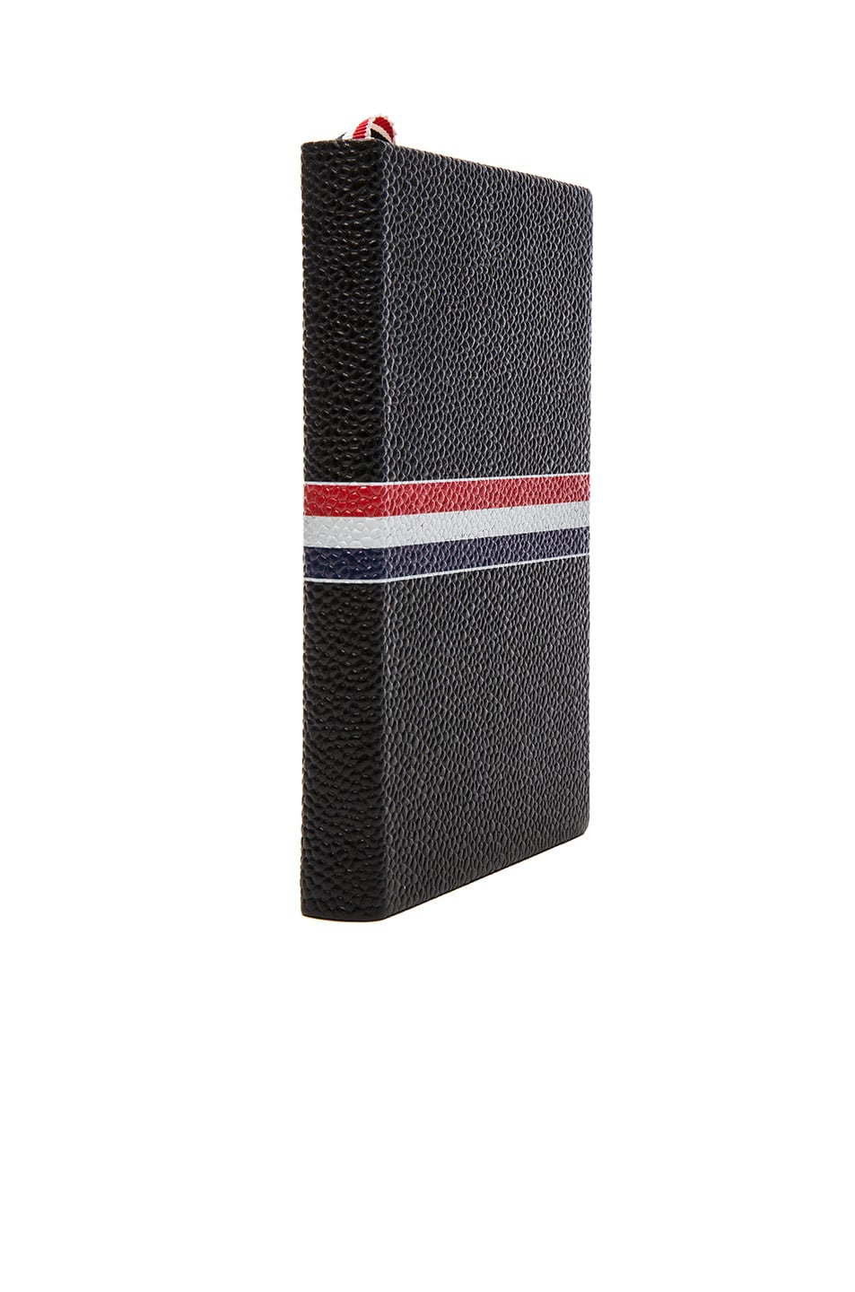 Image 3 of thom browne small notebook in black