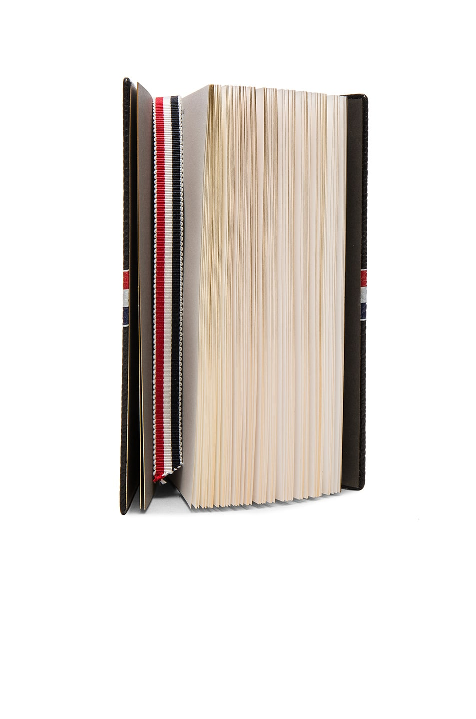 Image 4 of Thom Browne Small Notebook in Black