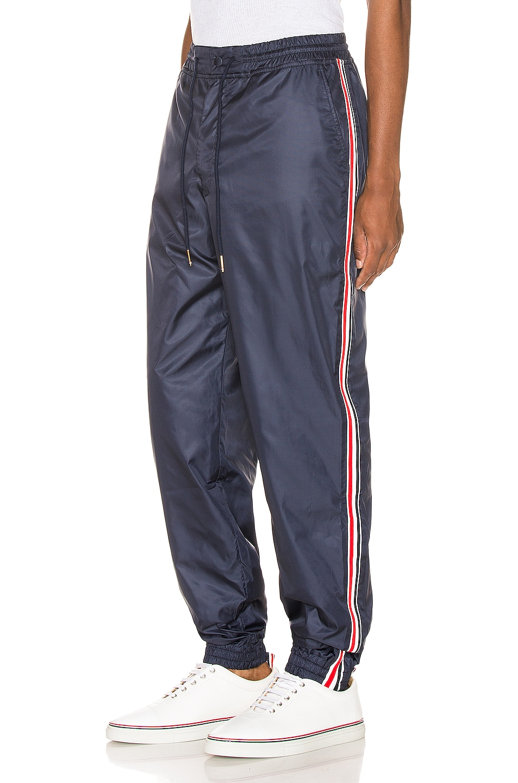 Image 1 of Thom Browne Track Pants in Navy
