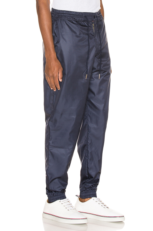Image 3 of Thom Browne Track Pants in Navy