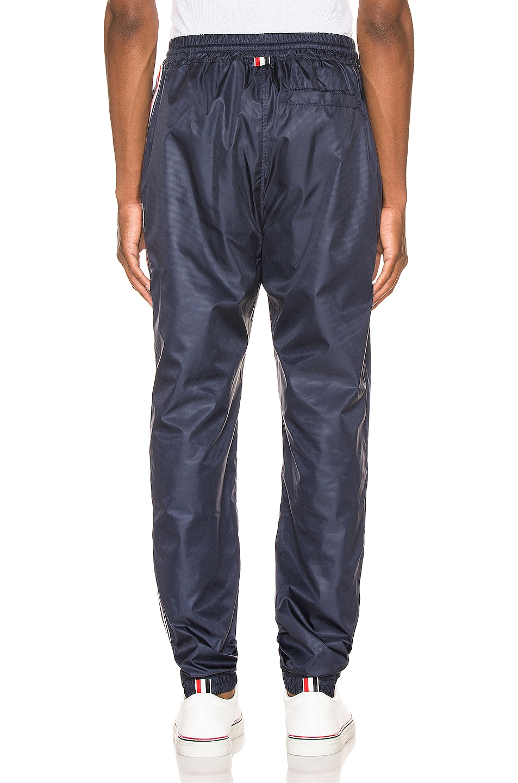 Image 4 of Thom Browne Track Pants in Navy