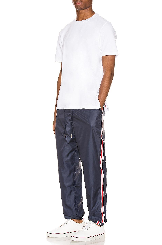 Image 5 of Thom Browne Track Pants in Navy