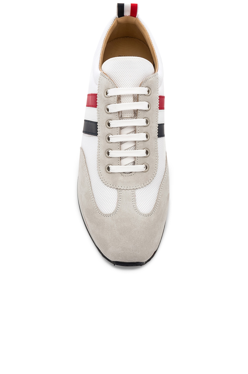 Image 4 of Thom Browne Running Shoe in White