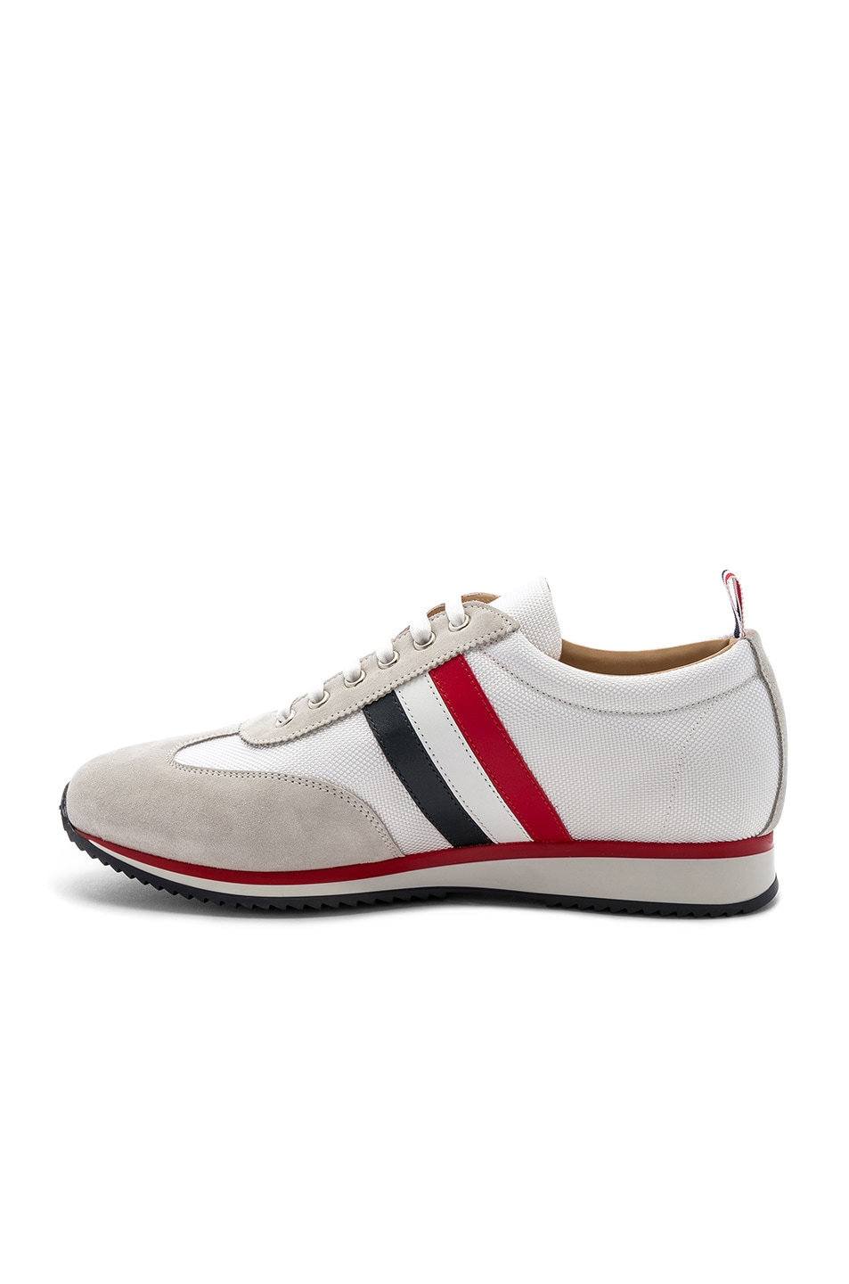 Image 5 of Thom Browne Running Shoe in White