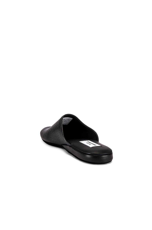 Image 3 of Thom Browne Grossgrain Slipper in Black