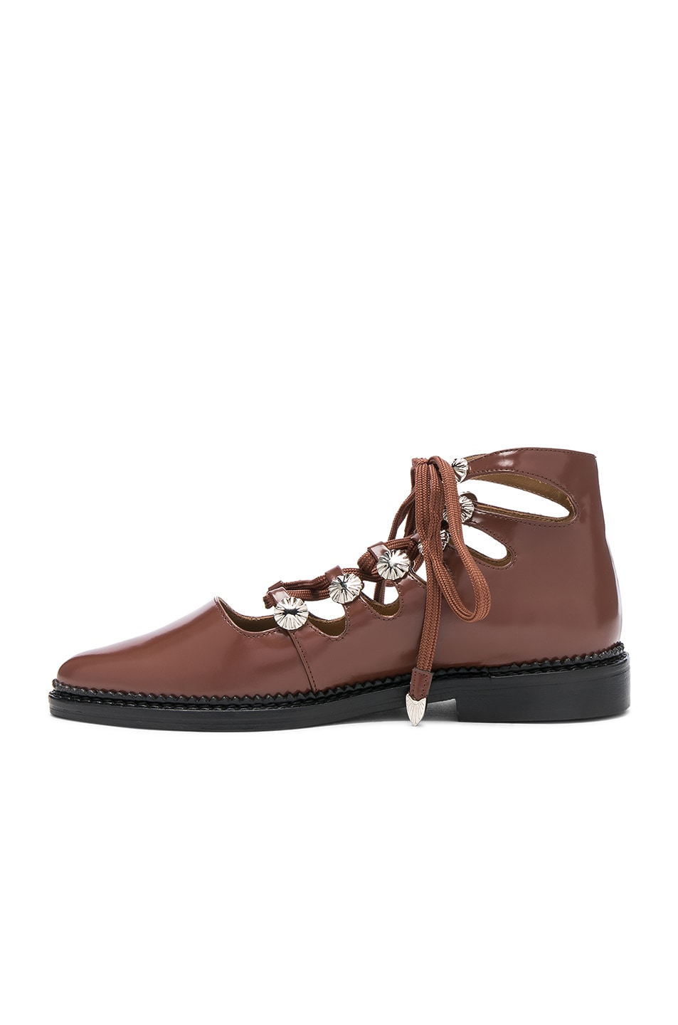 lace-up sneakers - Brown Toga Archives 6ehc2w5