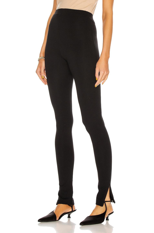 Image 1 of Toteme Cork Pant in Black
